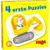4 erste Puzzles – Baustelle HABA