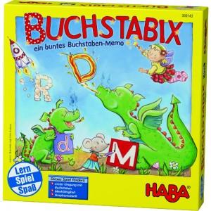 Buchstabix HABA