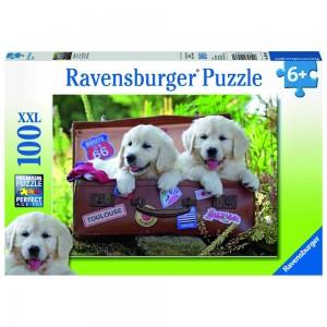 Verschnaufpause Puzzle 100 Teile XXL