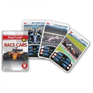 Race Cars Megatrumpf, Großbild-Quartette