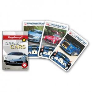 Dream Cars Megatrumpf, Großbild-Quartette
