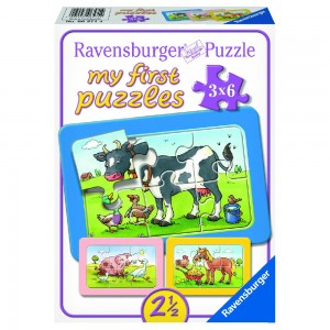 Gute Tierfreunde My first Puzzles