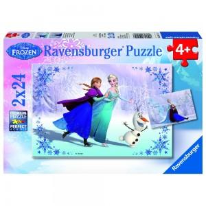 DFZ: Schwestern für immer 2 x 24 Teile Puzzle