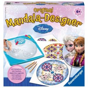 DFZ: Frozen Mandala-Designer Midi