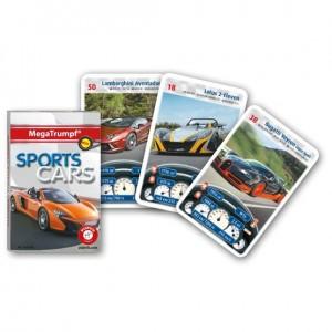 Sports Cars Megatrumpf, Großbild-Quartette