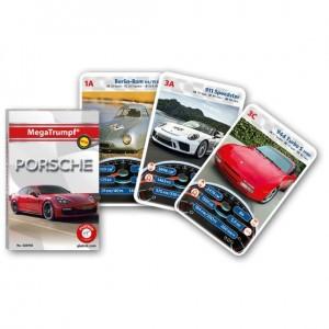 Porsche Megatrumpf, Großbild-Quartette