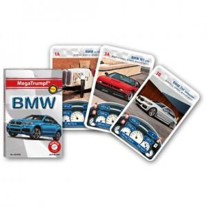 BMW Megatrumpf, Großbild-Quartette