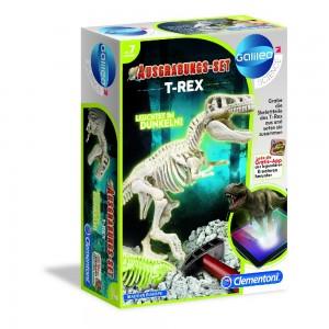 Galileo - Ausgrabungs-Set - T-Rex fluoreszierend