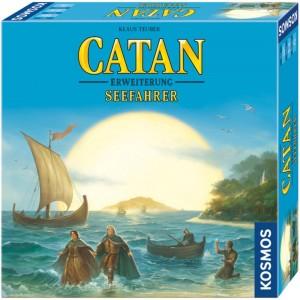 Catan - Seefahrer 3 - 4 Spieler