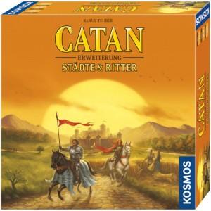 Catan - Städte & Ritter 3 - 4 Spieler