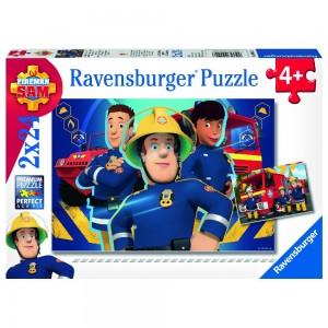 FS: Sam hilft dir in der Not Puzzle 2 x 24 Teile