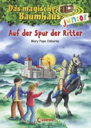 Das magische Baumhaus junior 2 - Auf der Spur der Ritter