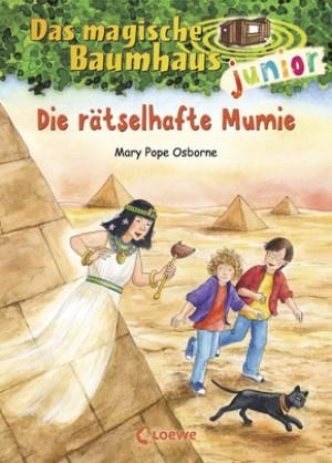 Das magische Baumhaus junior 3 - Die rätselhafte Mumie