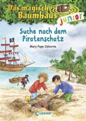Das magische Baumhaus junior 4 - Suche nach dem Piratenschatz