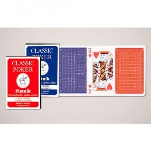 Classic Poker Karten