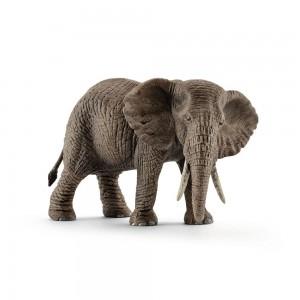 Afrikanische Elefantenkuh Schleich Wild Life 14761