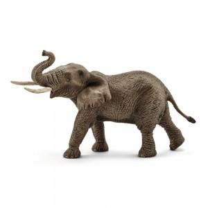 Afrikanischer Elefantenbulle Schleich Wild Life 14762