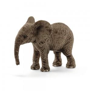 Afrikanisches Elefantenbaby Schleich Wild Life 14763