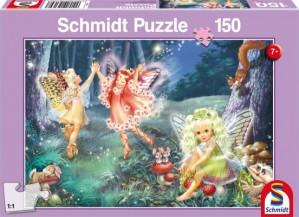 Feentanz Puzzle 150 TEILE