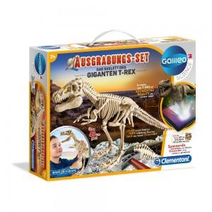 Galileo Ausgrabungs-Set Das Skelett des Giganten T-Rex