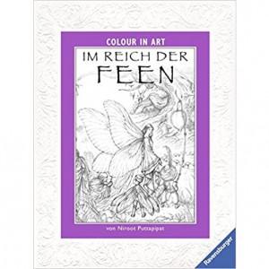 Colour in Art-Im Reich der Feen 55877 Ravensburger