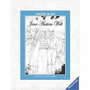 Colour in Art-Jane Austens Welt 55878 Ravensburger