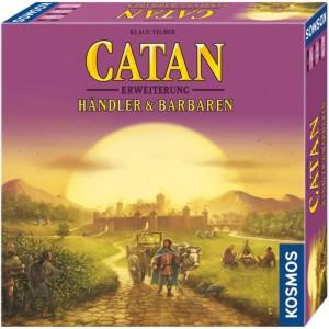 Catan - Händler & Barbaren 2 - 4 Spieler