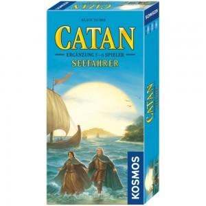 Catan - Seefahrer Erg. für 5 - 6 Spieler