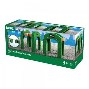BRIO Stapelbares Brückensystem