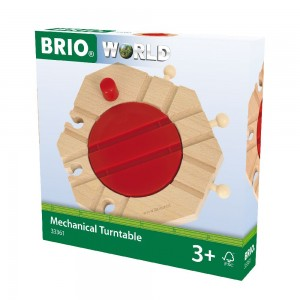 BRIO Mechanische Drehscheibe