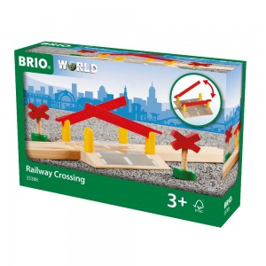 BRIO Bahnübergang