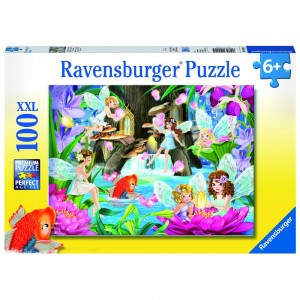 Magische Feennacht Puzzle 100 Teile XXL
