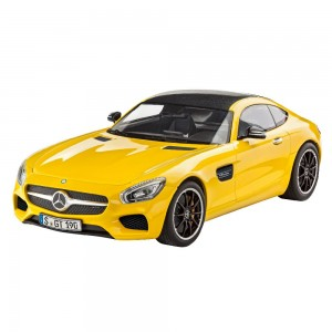Mercedes-AMG GT 1:24