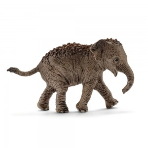 Asiatisches Elefantenbaby Schleich 14755