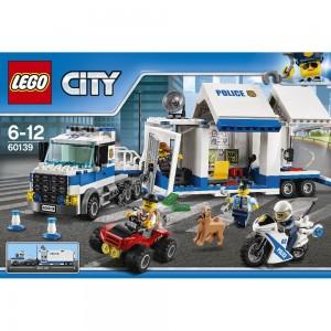 LEGO® City 60139 Mobile Einsatzzentrale