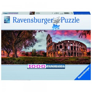 Colosseum im Abendrot Puzzle 1000 Teile