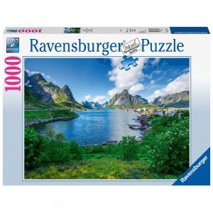 Auf den Lofoten Puzzle 1000 Teile