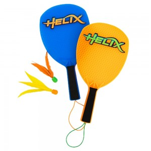Helix Fun Game Federballspiel, In- & Outdoor geeignet