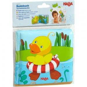 Badebuch Schwimmente HABA