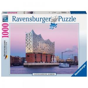 Elbphilharmonie Hamburg Puzzle 1000 Teile