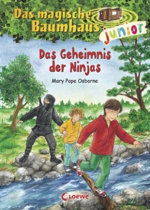 Das magische Baumhaus junior 5 - Das Geheimnis der Ninjas