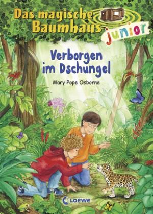 Das magische Baumhaus junior 6 - Verborgen im Dschungel