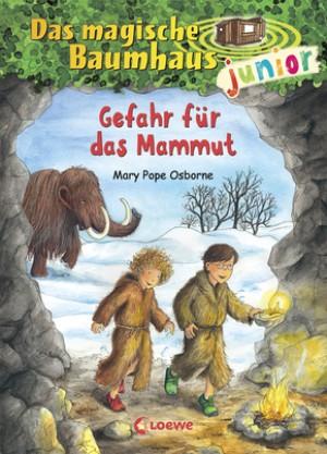 Das magische Baumhaus junior 7 - Gefahr für das Mammut