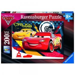 DCA: Quietschende Reifen Puzzle 200 Teile XXL