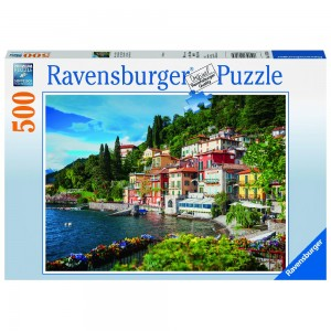 Comer See, Italien 500 Teile Puzzle
