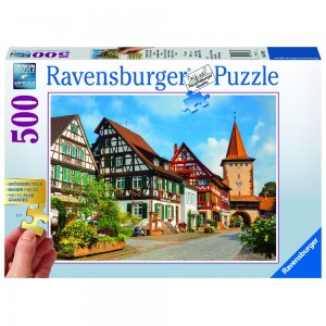 Gengenbach im Kinzigtal Puzzle 500 Teile