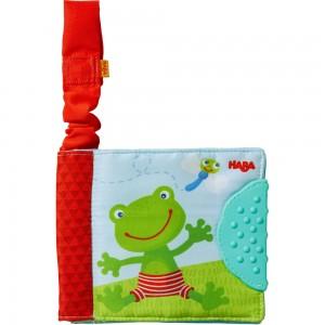 Buggybuch Frosch HABA