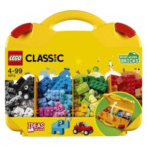 Bausteine Starterkoffer - Farben sortieren LEGO® Classic 10713