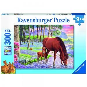 Wilde Schönheit Puzzle 300 Teile XXL