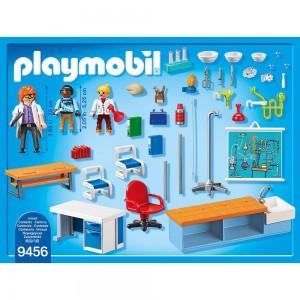Chemieunterricht Playmobil